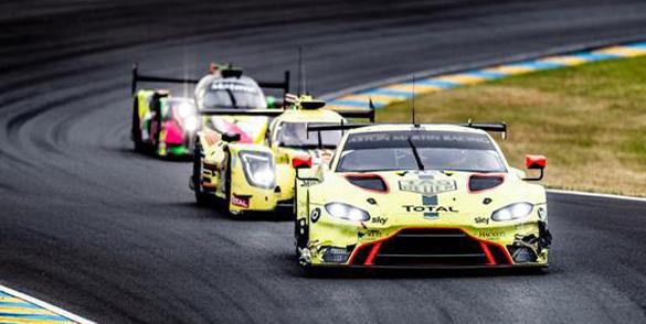 TotalEnergies automotive motorsport