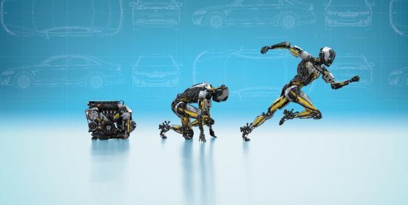 Quartz robot