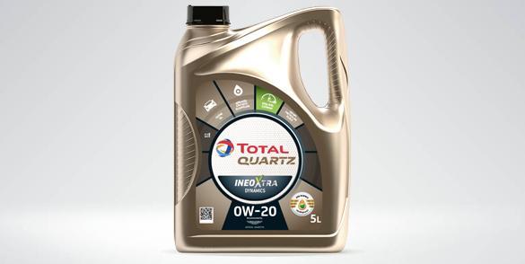 Total QUARTZ INEO XTRA motorolie