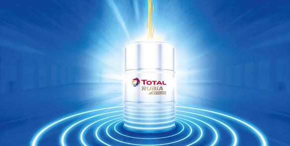 Total RUBIA EV fluid brochure