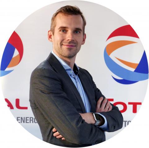 Total Sales Engineer Maurits Ros
