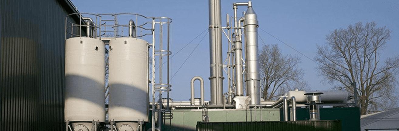 LNG fabriek