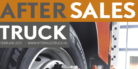 Artikel van TotalEnergies in Aftersales Truck